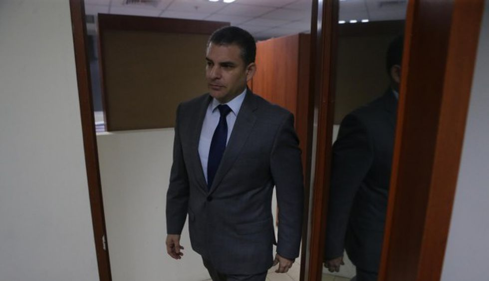 Fiscal Rafael Vela, coordinador del equipo especial Lava Jato del Ministerio Público. (Foto: GEC)