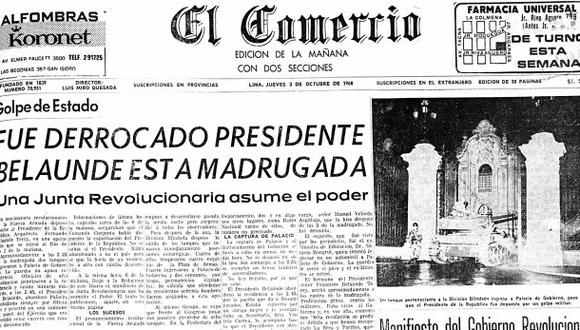 El golpe velasquista en la historia peruana: un contexto