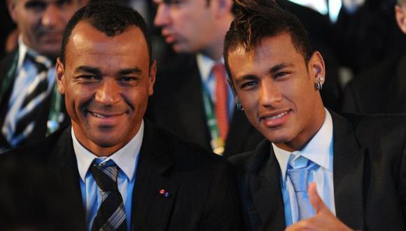 "¿Y Neymar? Cafú: ""Faltan grandes ídolos en Brasil"""