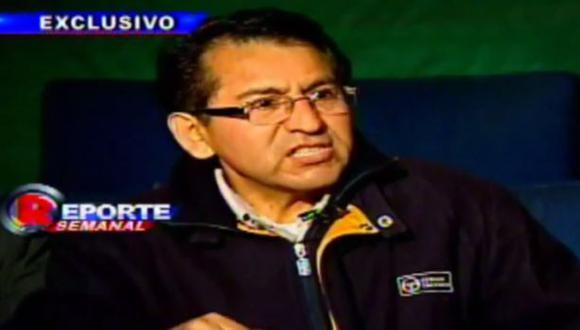 Todavía está por confirmar si Carrera abandonó el país con el impedimento de salida vigente o si este no pudo ser extendido por la huelga judicial.(Captura Frecuencia Latina)