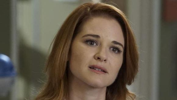 En lugar de salvar su relación con Jackson, April Kepner se casó Matthew Taylor, a quien anteriormente había dejado varado en el altar (Foto: Grey's Anatomy / ABC)