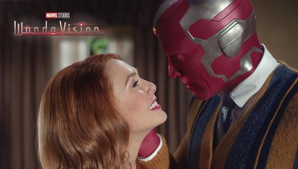 """""""WandaVision"""" se estrena este viernes 15 de enero en Disney Plus con un episodio doble. (Foto: Marvel Studios)"""