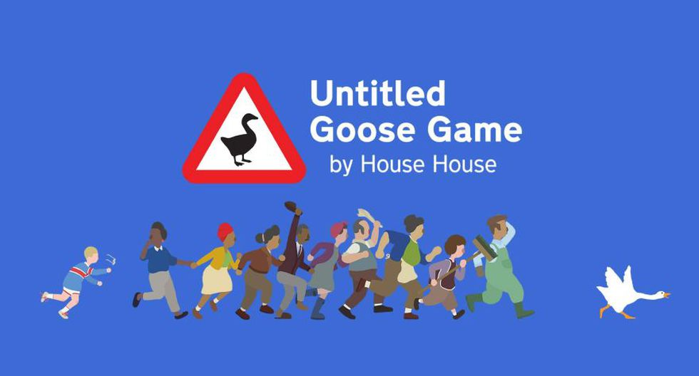 Untitled Goose Game. Fecha de estreno: 20 de septiembre de 2019 / Plataformas en las que está disponible: PC, PlayStation 4, Nintendo Switch y Xbox One. (Foto: House House)