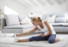 Siete ejercicios que debemos realizar en casa para fortalecer y estirar la espalda