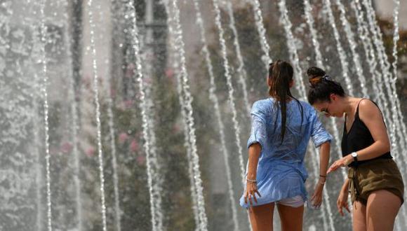 Se prevé que partes del sur de España y Portugal superen los 47°C, con lo que batirían sus récords nacionales. (Foto: EPA)