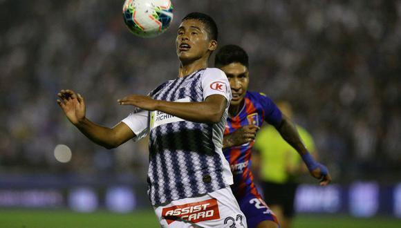 Kluiverth Aguilar continuará en Alianza Lima esta temporada 2021. (Foto: Liga 1)