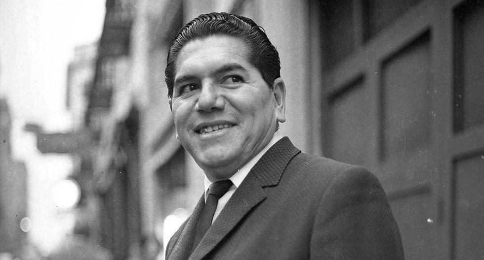 El 06 de julio de 1965, El Comercio entrevistó al cantante peruano Jorge Pérez López 'El Carreta'. (Foto: Archivo Histórico El Comercio)