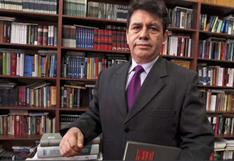 Tomás Gálvez : Subcomisión de Acusaciones Constitucionales recibirá descargos del exfiscal este lunes 18