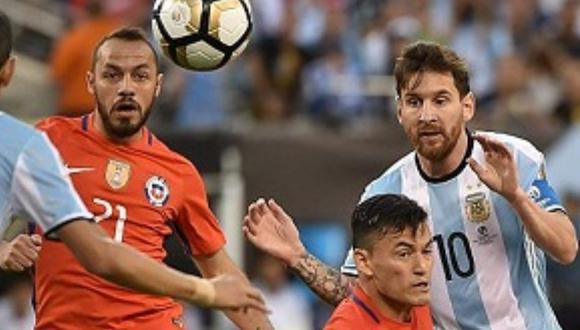 Chile se enfrentará a Argentina este jueves en Santiago del Estero por las Eliminatorias Qatar 2022. (Foto: Agencias)