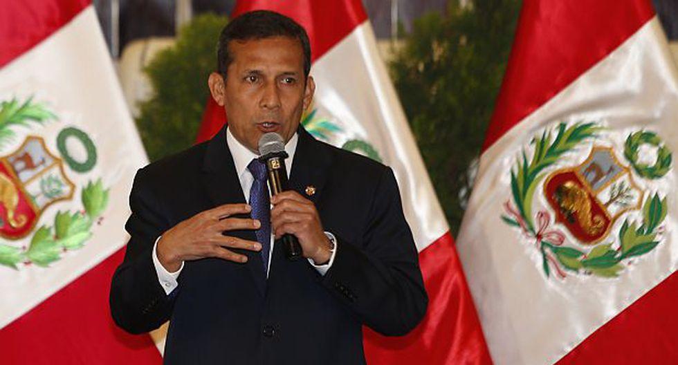 Oposición cuestionó a Humala por respaldo a ministro Mayorga