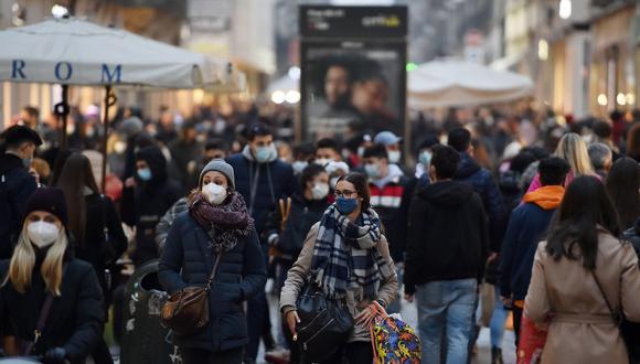 Coronavirus en Italia | Últimas noticias | Último minuto: reporte de infectados y muertos hoy, sábado 19 de diciembre del 2020 | Covid-19 | EFE/EPA/ALESSANDRO DI MARCO