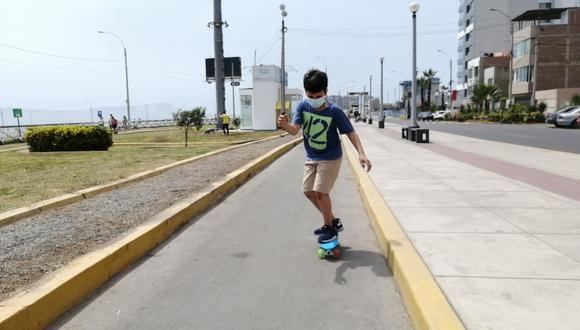 Especialistas recomiendan practicar deporte en tiempos de COVID-19. (Foto: Municipalidad de Lima)
