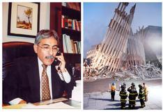 El cónsul peruano que se hizo pasar como periodista para buscar compatriotas entre los escombros de las Torres Gemelas