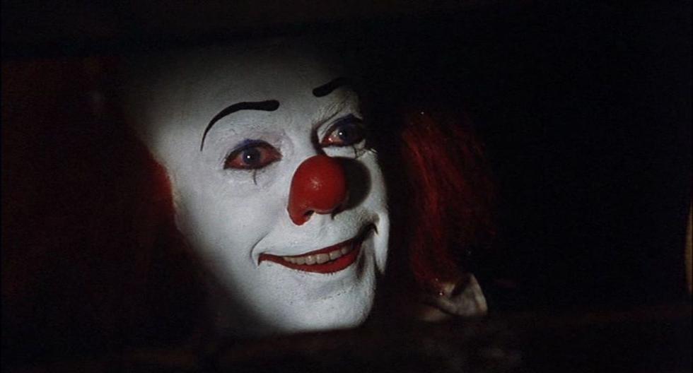 """Tim Curry, el Pennywise original en la adaptación de """"It"""" de 1990. (Foto: Difusión)"""