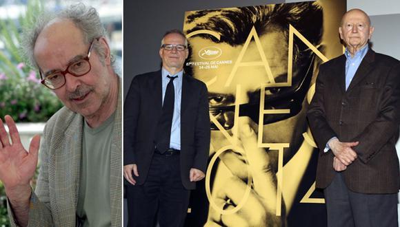 Godard plantó a los organizadores de Cannes y mandó este video