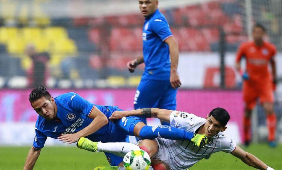 Cruz Azul vs. Club León jugarán un choque por la Copa MX duelo a ritmo de la Liga MX. (Foto: AFP)