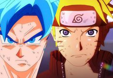 "Personaje de ""Dragon Ball"" aparece en el manga ""Naruto"""