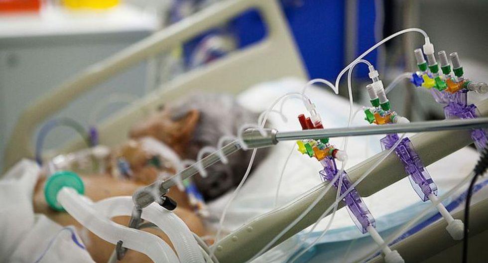 Se estima que el 5% de los infectados por el coronavirus requieren respiración asistida. (Foto: Getty)