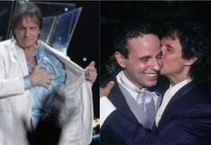 Roberto Carlos anunció el fallecimiento de su hijo de 52 años y recibe las condolencias de Pelé