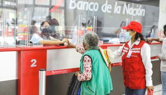 Conoce quiénes pueden cobrar el Bono 600 soles en la presente jornada | Foto: Andina / Referencial