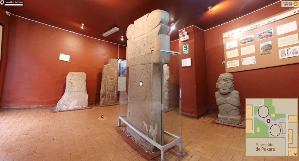A poco más de 60 km de Juliaca, en Puno, está el Museo Lítico de Pucará, que guarda las reliquias de la cultura homónima. Esculturas líticas, monolitos, cerámicos, huesos, textiles y estelas de granito se exponen a más de 3.900 m.s.n.m.