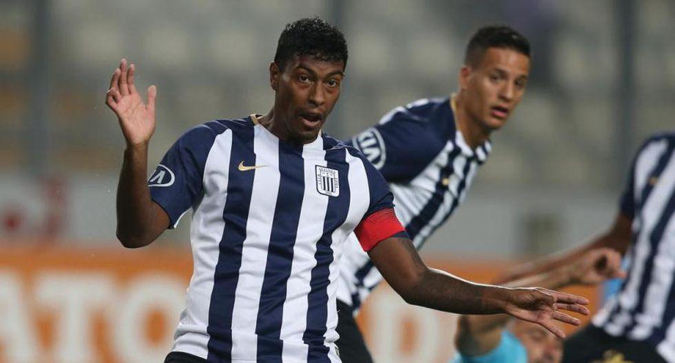 Miguel Araujo estuvo muy bien ubicado en el área y con mucha fuerza se deshizo de su marcador para meter el segundo gol de Alianza Lima contra Comerciantes Unidos en Matute. (Foto: USI)