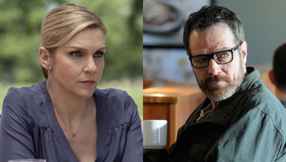 Kim Wexler y Walter White tienen más cosas similares de las que imaginas (Foto: Better Call Saul / Breaking Bad / AMC)