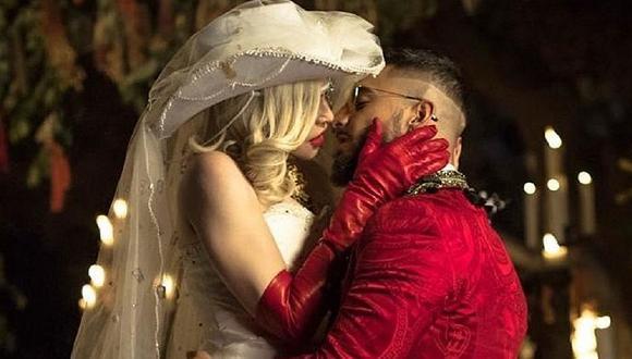 """Maluma y Madonna estrenan su nueva colaboración """"Bitch I´m Loca"""". (Foto: @maluma)"""