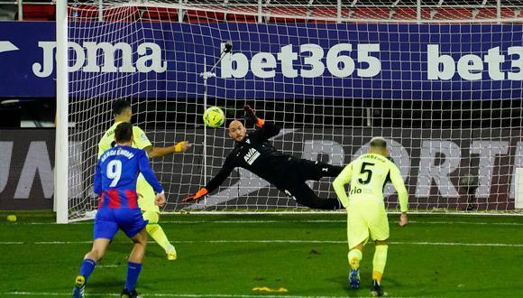 Luis Suárez le dio el triunfo al Atlético de Madrid con agónico penal al estilo Panenka