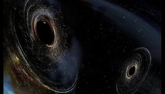 (Foto: Caltech/MIT/LIGO/ Reuters)