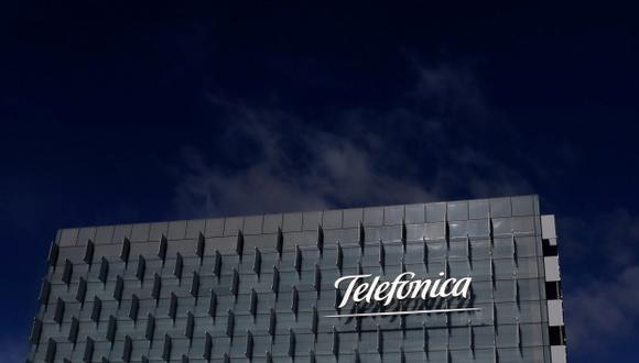 Telefónica recibió US$ 180 millones. (Foto: Reuters)