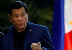 Coronavirus: presidente de Filipinas amenaza con arrestar e inyectar vacunas a quienes se nieguen a inmunizarse