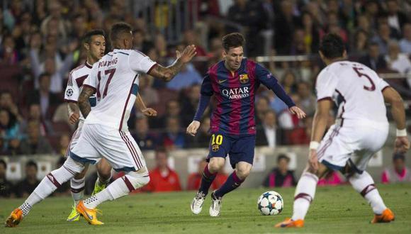 Barcelona y Bayern Múnich son los únicos clubes que ganaron la Champions League. (Foto: EFE)