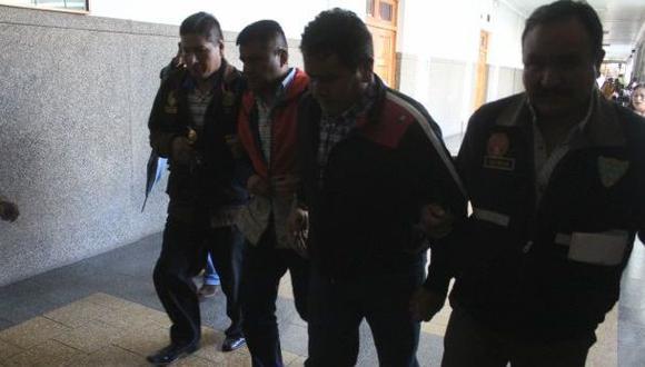 Cusco: ordenan prisión preventiva para policías por pedir coima