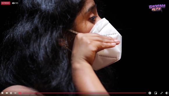 """Una de las estampas de """"Mamacita"""", escrita y dirigida por Malu Gil."""
