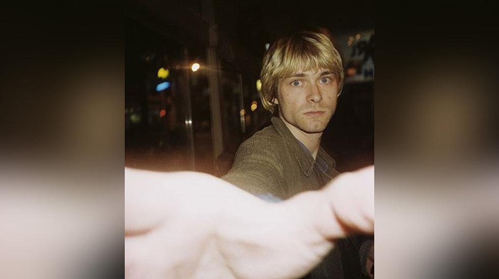 "Kurt Cobain. (Foto: Portada de ""Kurt Cobain: Unseen"")"