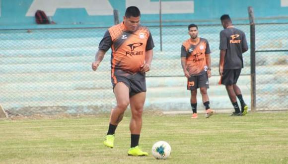 El delantero peruano de 29 años jugó en diferentes equipos del medio local e incluso tuvo un paso por el argentino Colón de Santa Fe. En la actualidad pertenece a las filas de Sport Chavelines, con el que peleará por el ascenso a la Liga 1. (Foto: Sport Chavelines)