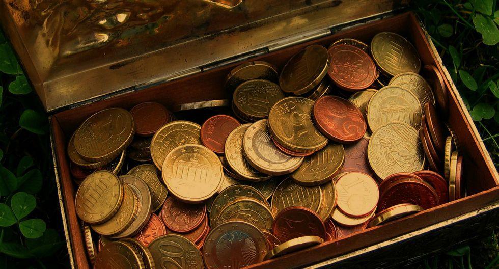 Se estima que los objetos encontrados tendrían un valor total de hasta 12 millones de libras esterlinas (15,4 millones de dólares). (Foto: Referencial/Pixabay)