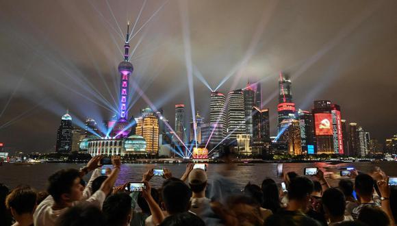 Hoy, a 70 años del triunfo comunista en China y a 40 años del inicio de las reformas económicas, el país es una gran potencia y aspira a convertirse en la primera economía del globo. (Foto: Héctor Retamal / AFP)