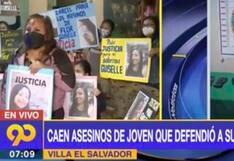 VES: capturan a dos de los tres asesinos de joven que defendió a su madre en asalto