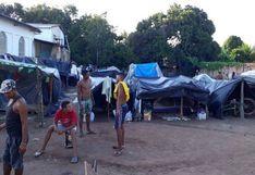 Linchan a inmigrante venezolano acusado de haber asesinado a un brasileño