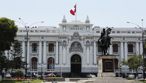 ¿Qué pasa con la inmunidad parlamentaria tras la disolución del Congreso? (Foto: GEC)