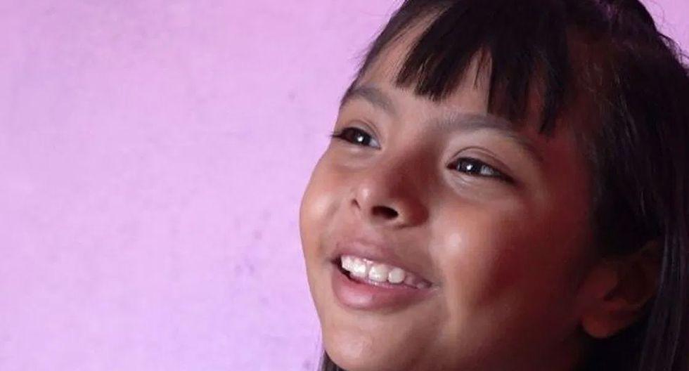 Quién es Adhara Pérez, la niña prodigio de ocho años que estudia dos carreras universitarias. (Foto: Infobae)
