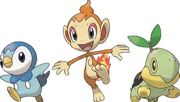 Los pokémones de la cuarta generación pertenecen a la región Sinnoh. (Foto: Pokémon)
