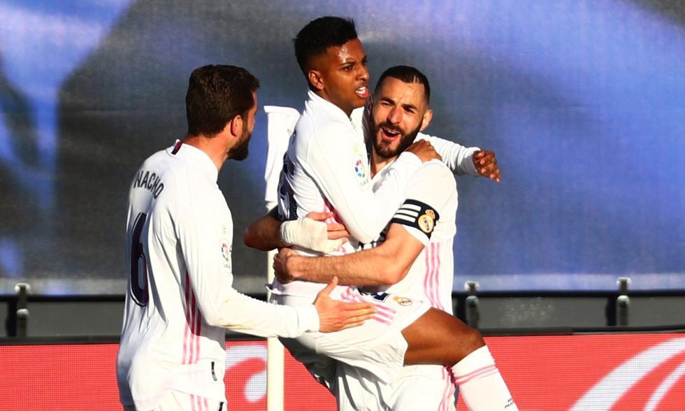 Real Madrid vs. Elche: las imágenes del duelo en el Estadio Alfredo Di Stéfano | Foto: REUTERS