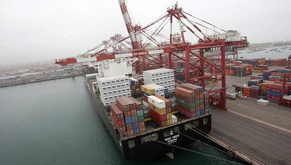 Exportaciones peruanas se desplomaron 14% en octubre