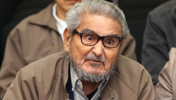 """""""Abimael Guzmán fue un asesino que impuso una insania terrorista que acabó con la vida de más de 32.000 peruanos"""" (Agencias)."""