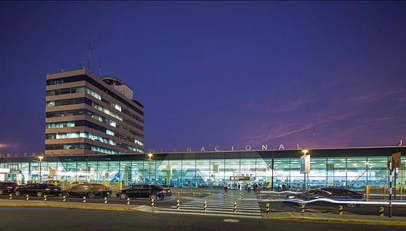 El aeropuerto Jorge Chávez fue entregado en concesión a LAP hasta el 2031, pero ese plazo sería ampliado con la nueva adenda. (Archivo : El Comercio)