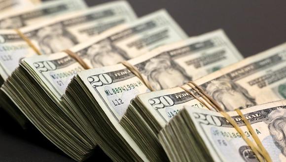 Precio del dólar se cotiza al alza. (Foto: Reuters)