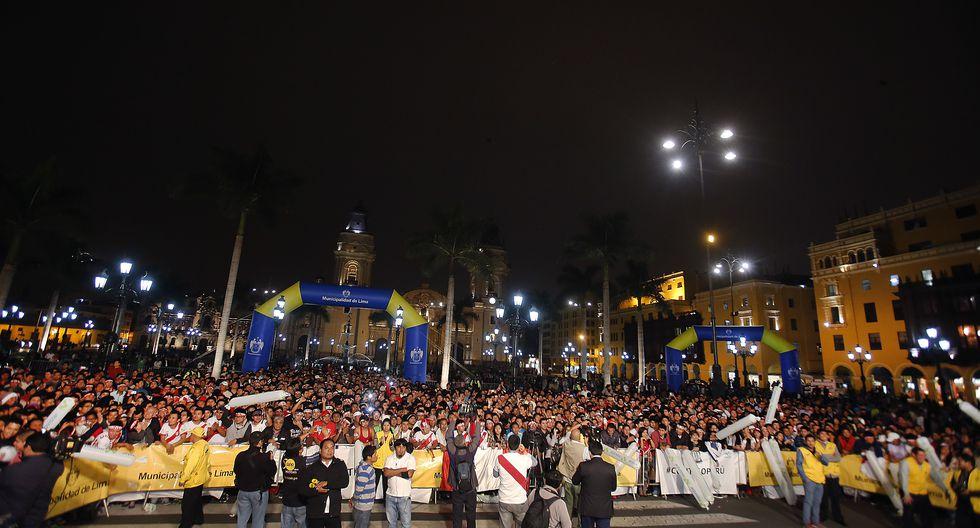 El encuentro se jugará este este viernes 12 de octubre a partir de las 06:30 p.m. (Foto: Municipalidad de Lima)